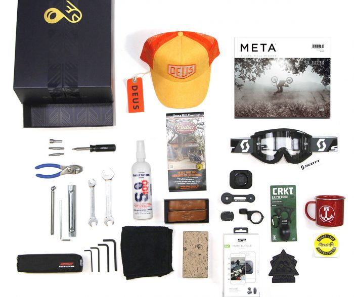 Adventure Rider Quarterly Subscription Box